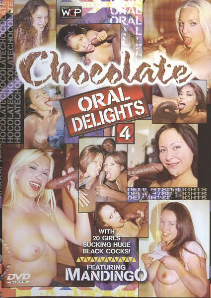 Chocolate Oral Delights 4 Box Cover