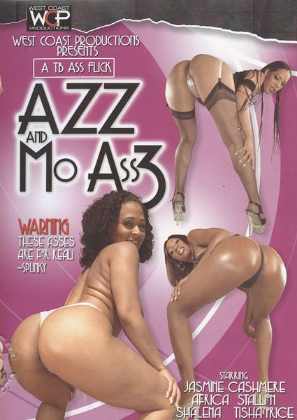 Azz And Mo Ass 3 Box Cover