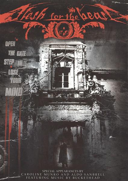 Flesh For The Beast (R-Rated) Box Cover