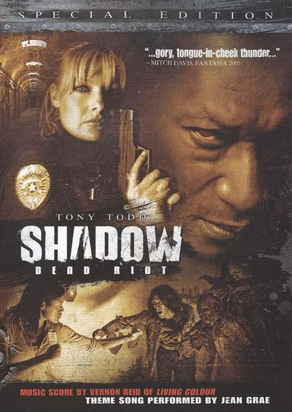 Shadow - Dead Riot (UnRated) Box Cover