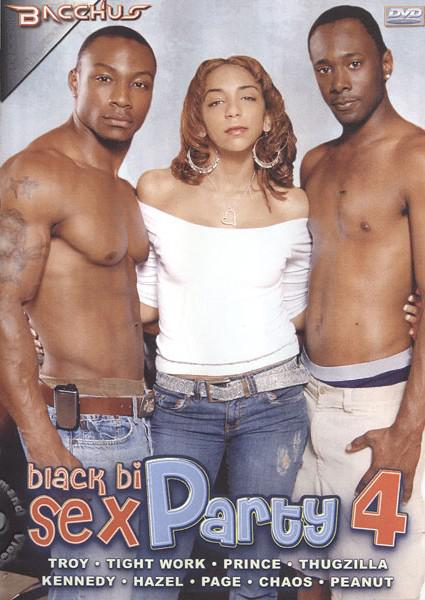 Possible black bi sex party are