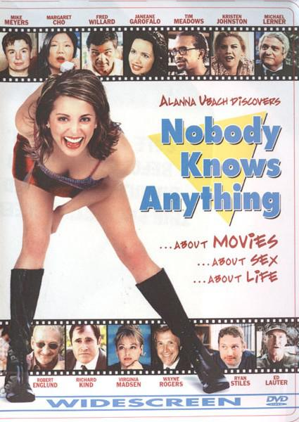 Nobody Knows Anything Box Cover