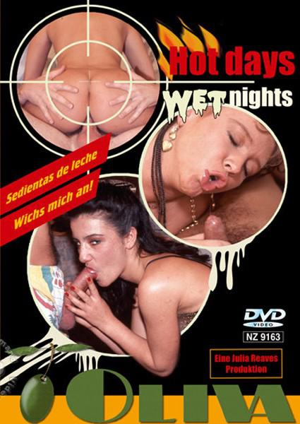 Hot Days Wet Nights Box Cover