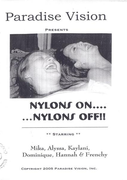 Nylons On....Nylons Off!! Box Cover