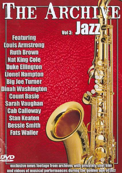 The Archive Vol 3: Jazz Box Cover