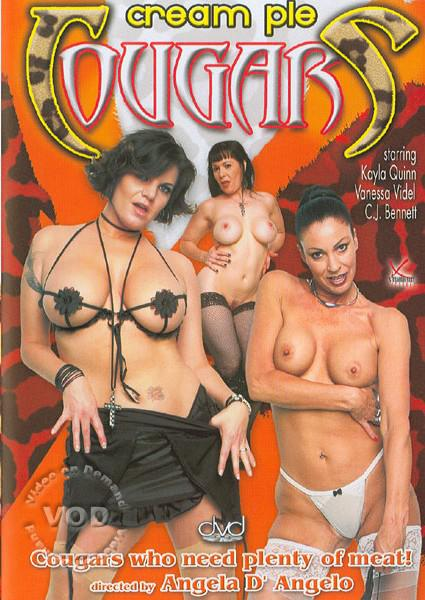 Cream Pie Cougars Box Cover