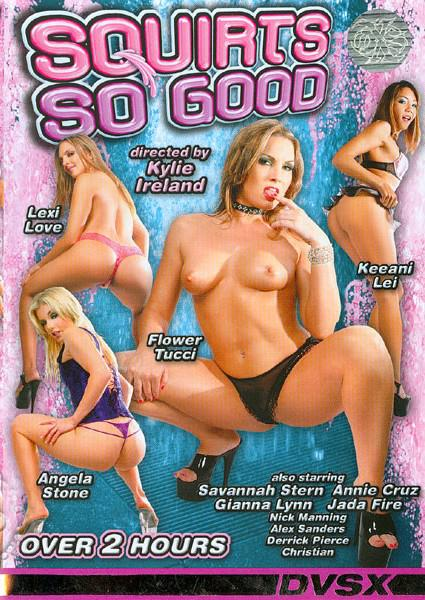 Squirts So Good Box Cover