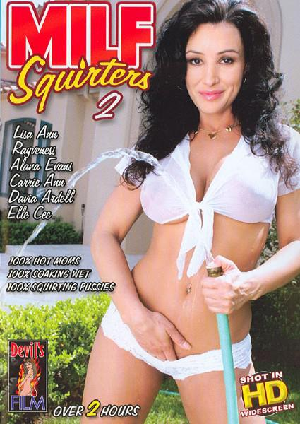 MILF Squirters 2 Box Cover
