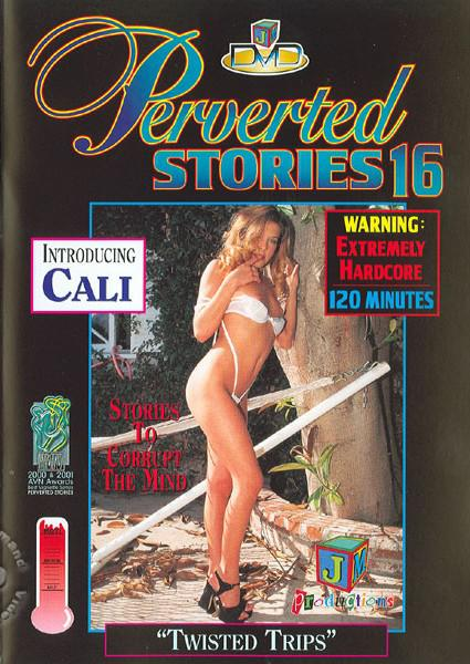 Perverted Stories 16 Box Cover