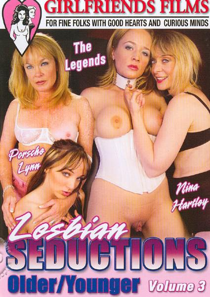Lesbian Seductions Older/Younger Vol. 3 Box Cover