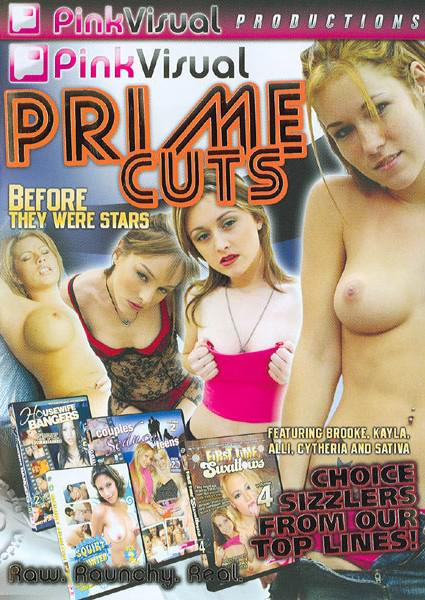 Prime Cuts: Before They Were Stars Box Cover