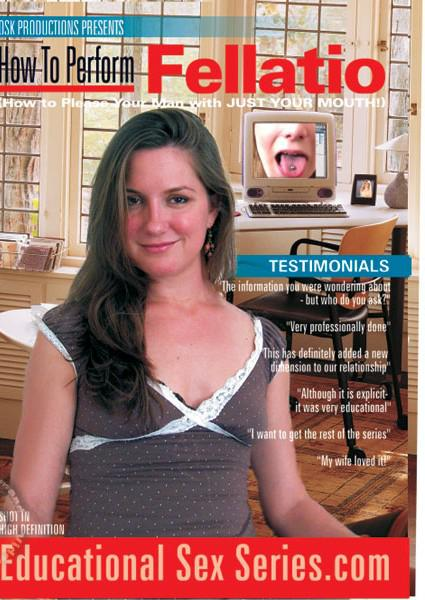 How To Perform Fellatio - With Samantha Roxx Box Cover