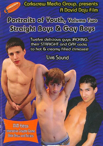 Portraits Of Youth Volume Two - Straight Boys & Gay Boys Box Cover