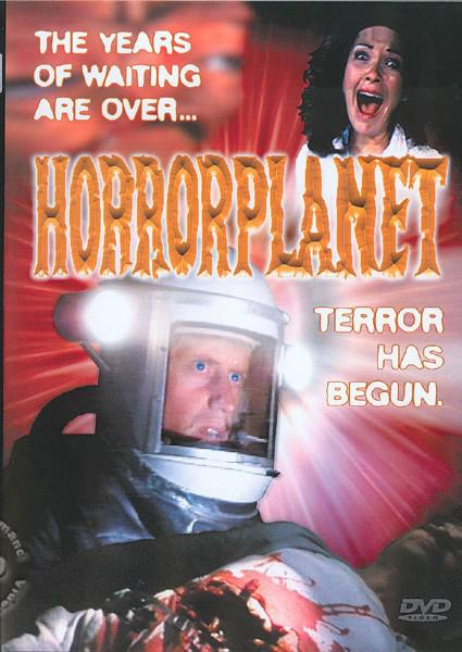 Horrorplanet Box Cover