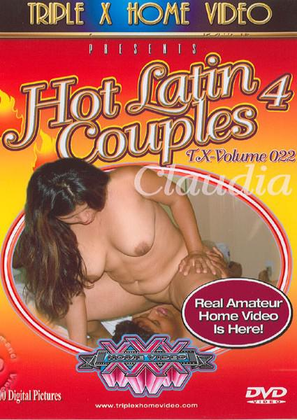 Hot Latin Couples 4 Box Cover