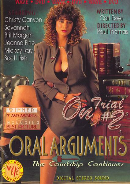 On Trial #2 - Oral Arguments Box Cover