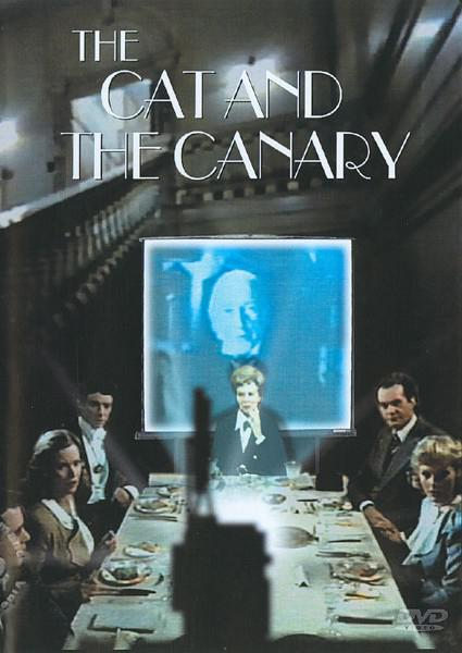 The Cat And The Canary Box Cover