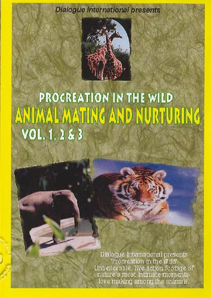 Animal Mating And Nurturing Vol. 2 Box Cover