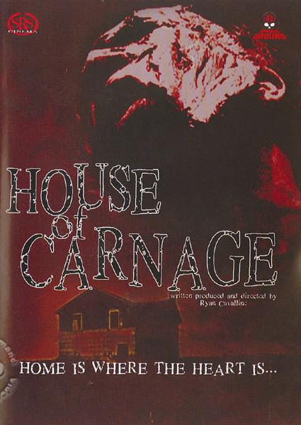 House of Carnage Box Cover