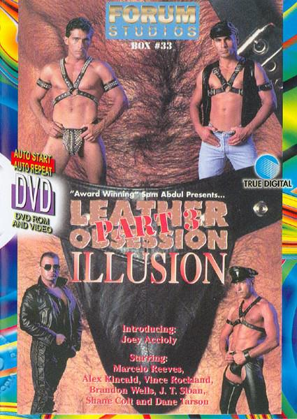 Leather Obsession 3 Illusion Cover