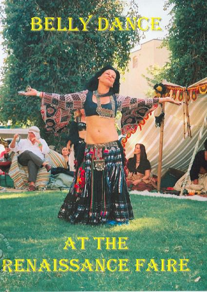 Belly Dance At The Renaissance Faire Box Cover