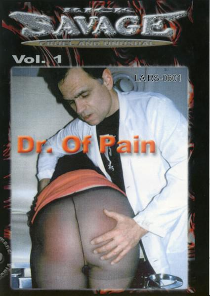 Dr. Of Pain Box Cover