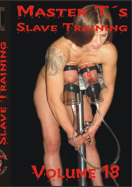 Master T's Slave Training Volume 18 Box Cover