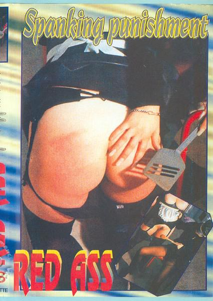 Spanking Punishment Red Ass Box Cover