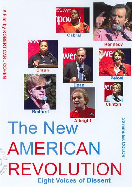 The New American Revolution Box Cover