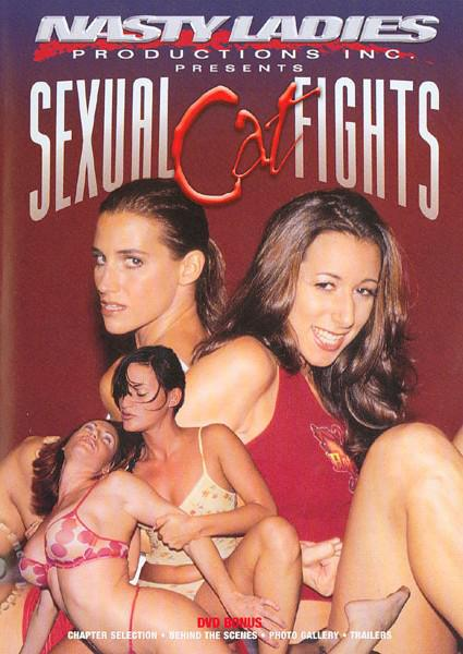 Sexual Cat Fights Box Cover