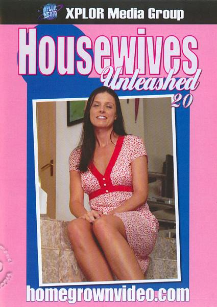 Housewives Unleashed 20 Box Cover
