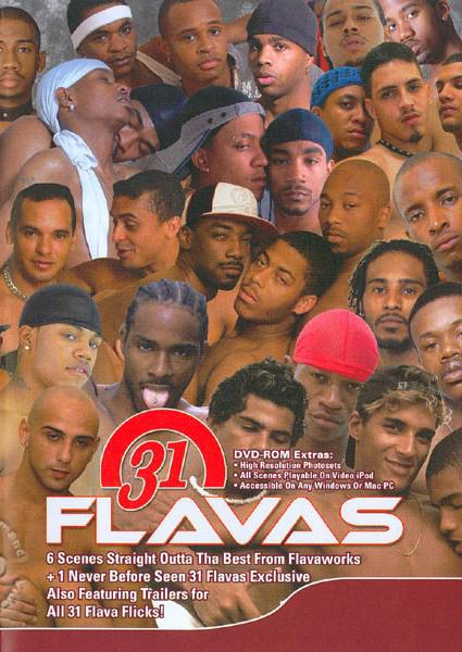 31 Flavas Box Cover