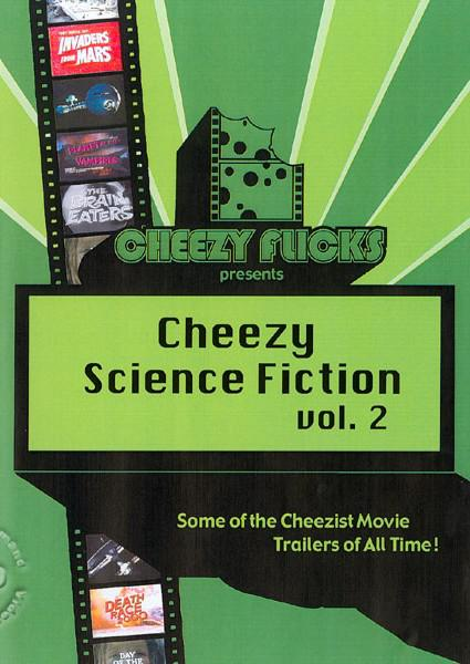 Cheezy Science Fiction Vol. 2 Box Cover