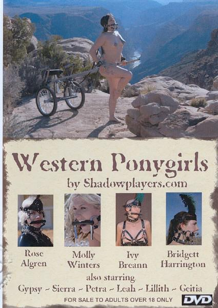 Western Ponygirls By Shadowplayers.com Box Cover