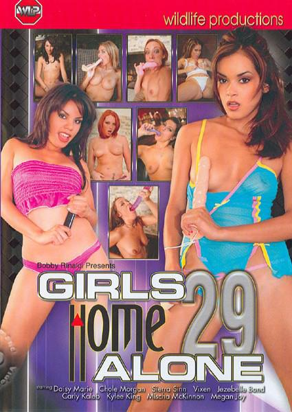Girls Home Alone 29 Box Cover