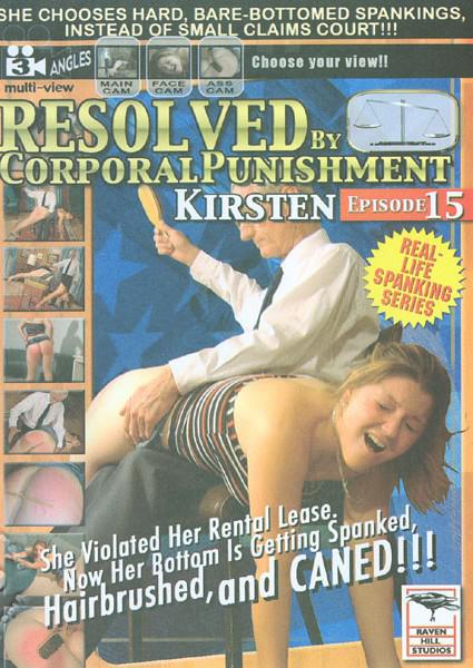 Resolved By Corporal Punishment Episode 15 - Kirsten Box Cover