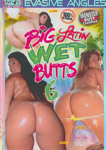 Big Latin Wet Butts 6 Box Cover
