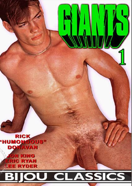 Giants 1 (Vintage) Cover Front
