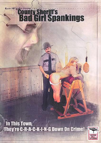 County Sheriff's Bad Girl Spankings Box Cover