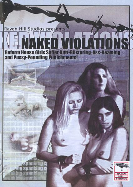 Naked Violations Box Cover