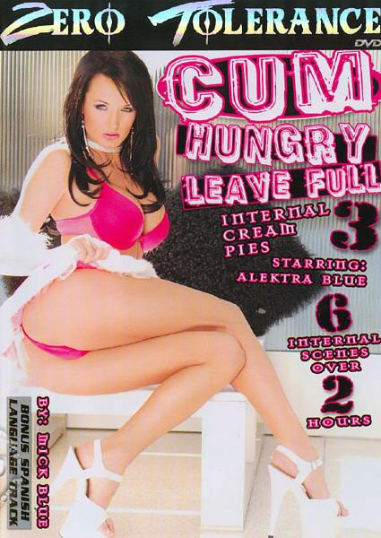 Cum Hungry Leave Full 3 Box Cover