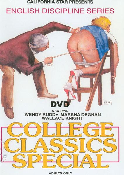 English Discipline Series - College Classics Special Box Cover