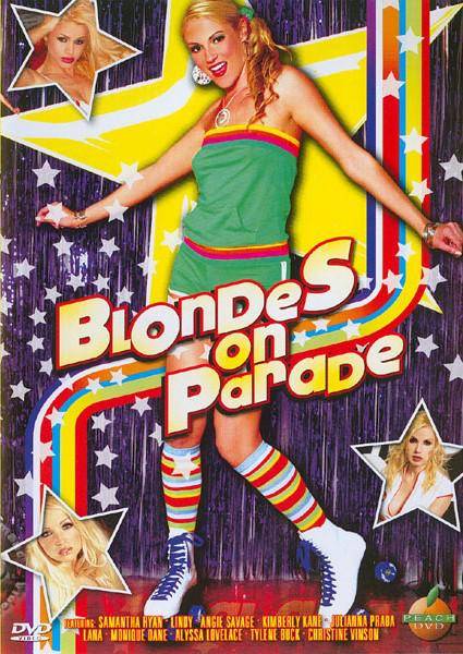 Blondes On Parade Box Cover