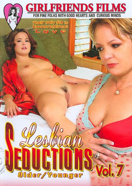 Lesbian Seductions Older/Younger Vol. 7 Box Cover