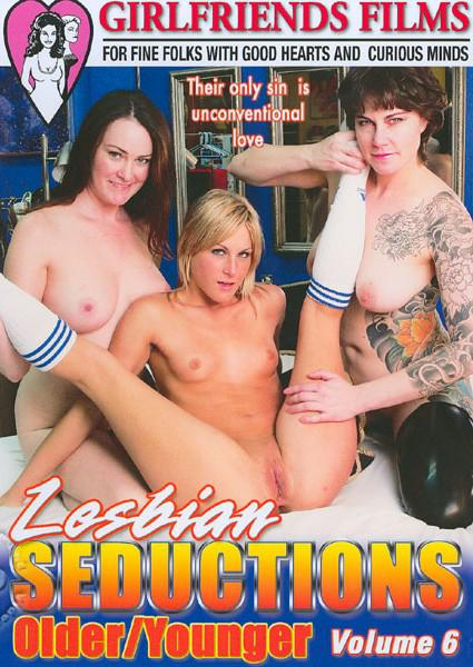 Lesbian Seductions Older/Younger Vol. 6 Box Cover