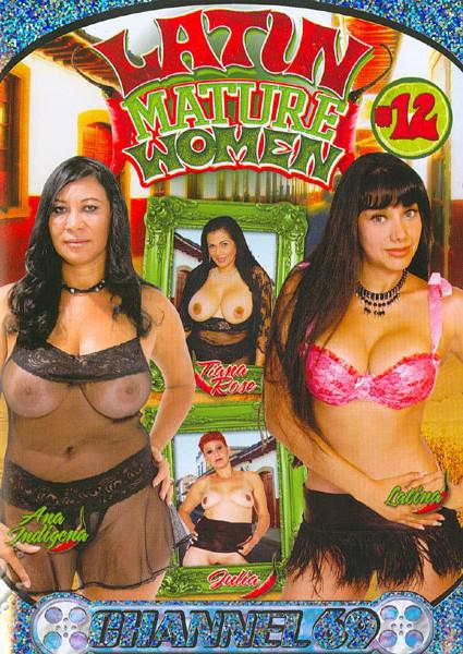 Latin Mature Women #12 Box Cover
