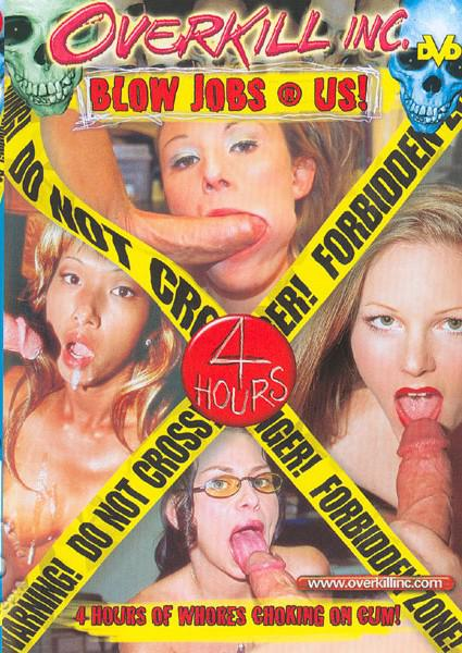 Blow Jobs R US! Box Cover