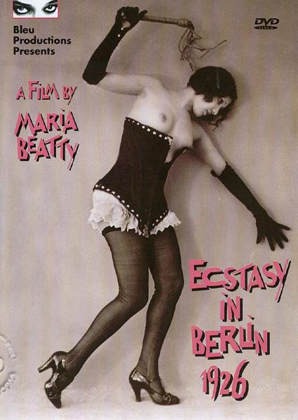 Ecstasy In Berlin 1926 Box Cover