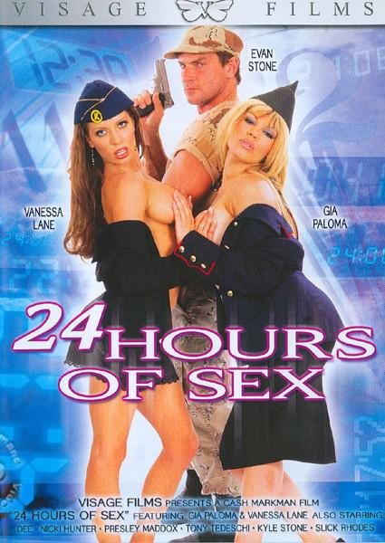 24 Hours Of Sex Box Cover