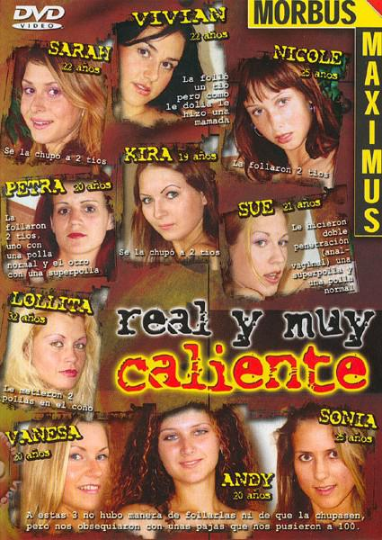 Real Y Muy Caliente Box Cover